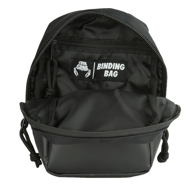 크랩그랩 바인딩 백#GC6707BK / BLACK CRABGRAB BINDING BAG