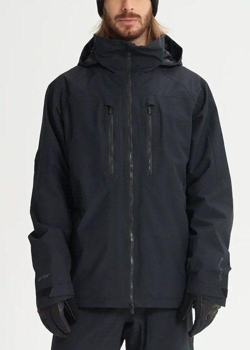 버튼 AK 고어텍스 스워쉬 자켓 #7B2805BK / TRUE BLACK 1819 BURTON AK GORE-TEX SWASH JACKET