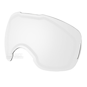오클리 고글 에어브레이크XL 리필렌즈 #BO1637CL / CLEAR OAKLEY 101-642-001 AIRBRAKE XL REPLACEMENT LENS