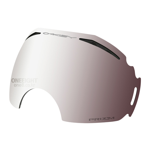 오클리 고글 에어브레이크 리필렌즈 #BO1799BK / PRIZM SNOW BLACK IRIDIUM OAKLEY 59-759 AIRBRAKE REPLACEMENT LENS