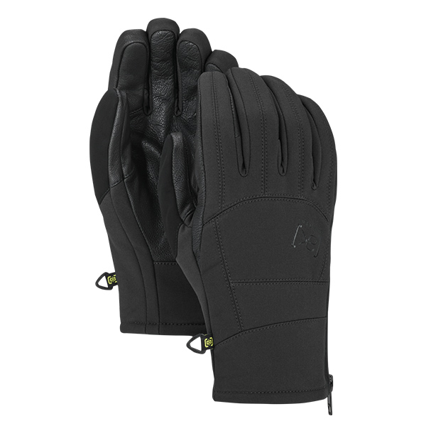 버튼 글러브 AK 테크 #DB2803BK / TRUE BLACK 1819 BURTON AK TECH GLOVE