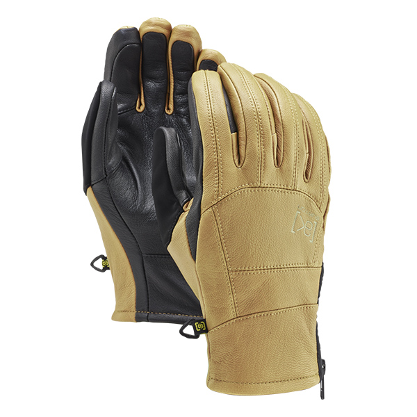 버튼 글러브 AK 레더 테크 #DB2802RW / RAW HIDE 1819 BURTON AK LEATHER TECH GLOVE