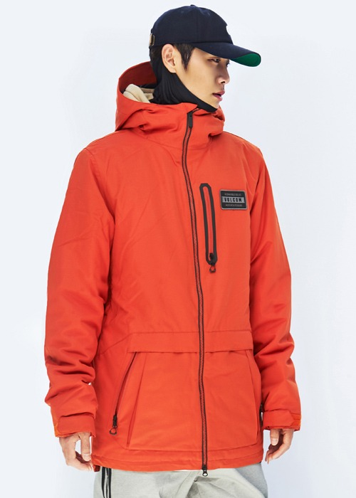 볼컴 보드복 아날라이저 인슐 자켓 #7V5810OR / BOR (BURNT ORANGE) 1819 VOLCOM ANALYZER INS JKTG0451907